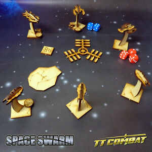 TTCombat-SSW001-Space-Swarm-Core-Game-Set