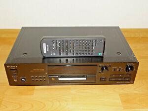 Sony MDS-JB920 High-End MiniDisc Recorder in Schwarz, inkl. FB, 2 Jahre Garantie
