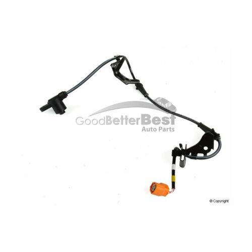 One New Genuine ABS Wheel Speed Sensor Front Left 57455S6DE01 for Honda Civic