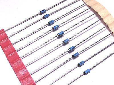 10 diodes Zener BZX55C 400mW 47V                 DZ047V
