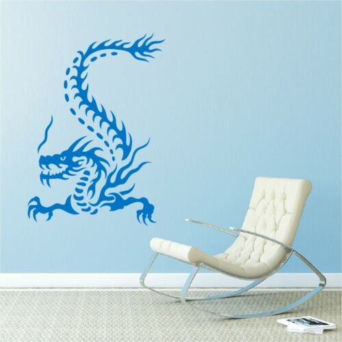 Chinois Dragon Mural Asie Chine Dragon Murale Deco Dragon 3