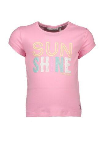 ♥ BAMPIDANO Teens ♥ Mädchen T-Shirt Bioaumwolle pink Gr.104-152♥ A903-5423-210