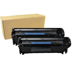 2pk 104 Toner Cartridges Fx9 For Canon 104 Imageclass Mf4150 Mf4350d