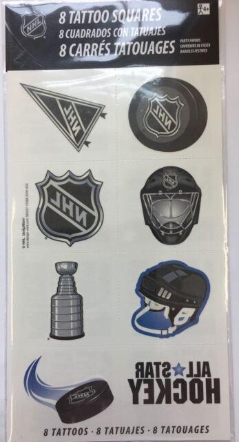 NHL National Hockey League Birthday Party Supply Decoration Kit w//Balloons