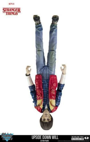STRANGER THINGS UPSIDE DOWN WILL 15CM ACTION FIGURE MCFARLANE TOYS IN STOCK
