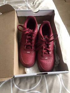 Nike Air Force 1 LTHR (GS)Size 5 | eBay