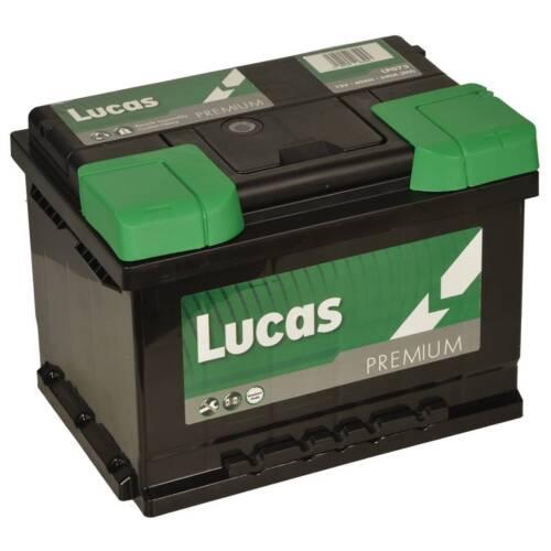 Bmw 840, 840I, 850I 93- LUCAS PREMIUM 12v Car Battery -075