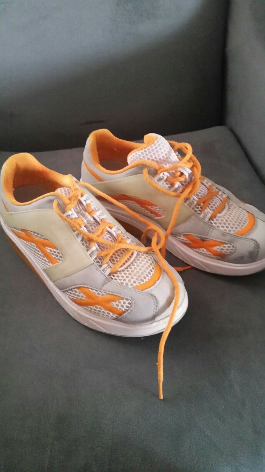 MBT PHYSIOLOGICAL FOOTWEAR LEATHER WOMEN'S WALKING SHOES SIZE 9.5