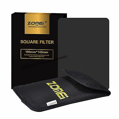 Zomei Neutral Density GND16 Square Gradduated Grey Filter 150x100mm for Camera