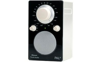 Tivoli Audio Pal BT Black Portable Bluetooth Radio