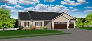 Details about 1850 Sq.Ft. Ranch house plans - 5 Bed, 4 Bath, 3 Garage, on ranch house lighting, ranch style house additions, ranch house construction, ranch with basement front porch, ranch house models, porch building plans, ranch house porch addition, ranch house porch design, ranch house details, ranch house garages, ranch house description,