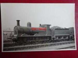 PHOTO  DARKROOM - LMS EX GSWR CLASS 361 LOCO NO 17478  AT CORKERHILL 1932