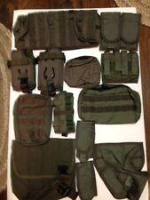 Pre MSA Paraclete pouches 5 piece Custom set YOUR CHOICE  PICK 5