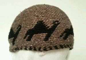 Kleidung & Accessoires Hüte & Mützen Moroccan Handgestrickt Wolle Hats.100 % Handgestrickt Wool.made Mit Morocco.one Zur Verbesserung Der Durchblutung