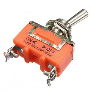 ON-OFF-Hot-Heavy-Toggle-TYPE-1021-Duty-Industrial-AC-15A-250V-Rocker-Switch