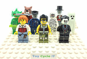 LEGO-Genuine-Monster-Fighter-Minifigures-To-Choose-From-Vampyre-Ann-Frank-ETC
