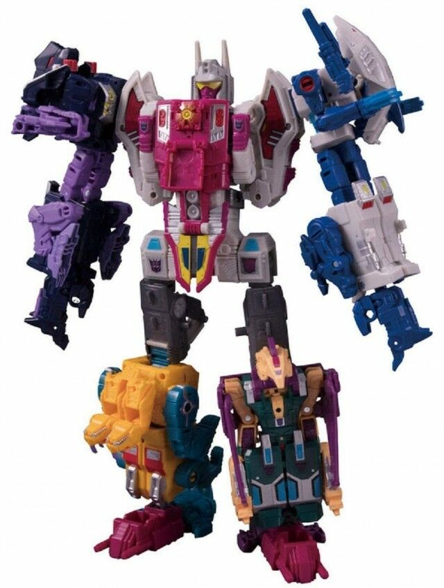 Transformers Power of the Primes - Abominus - set of 5 Terrorcons