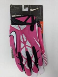 82a1fe0b873 Nike Vapor Jet 2.0 Receiver Gloves Football Pink Gf0093 611 Mens ...