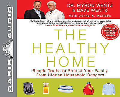 1 of 1 - USED (GD) The Healthy Home: Simple Truths to Protect Your Family from Hidden Hou