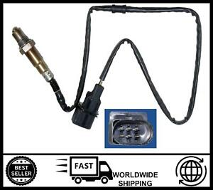 5 Wire Sensor Direct Fit O2 Lambda Sensor FOR Skoda Octavia 1.8 T [1997-2004]