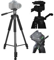 Tripod 75 Professional Heavy Duty With Case For Canon Xh G1s A1s