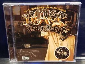 Blaze-Ya-Dead-Homie-Gang-Rags-Extended-CD-1st-Press-twiztid-insane-clown-posse