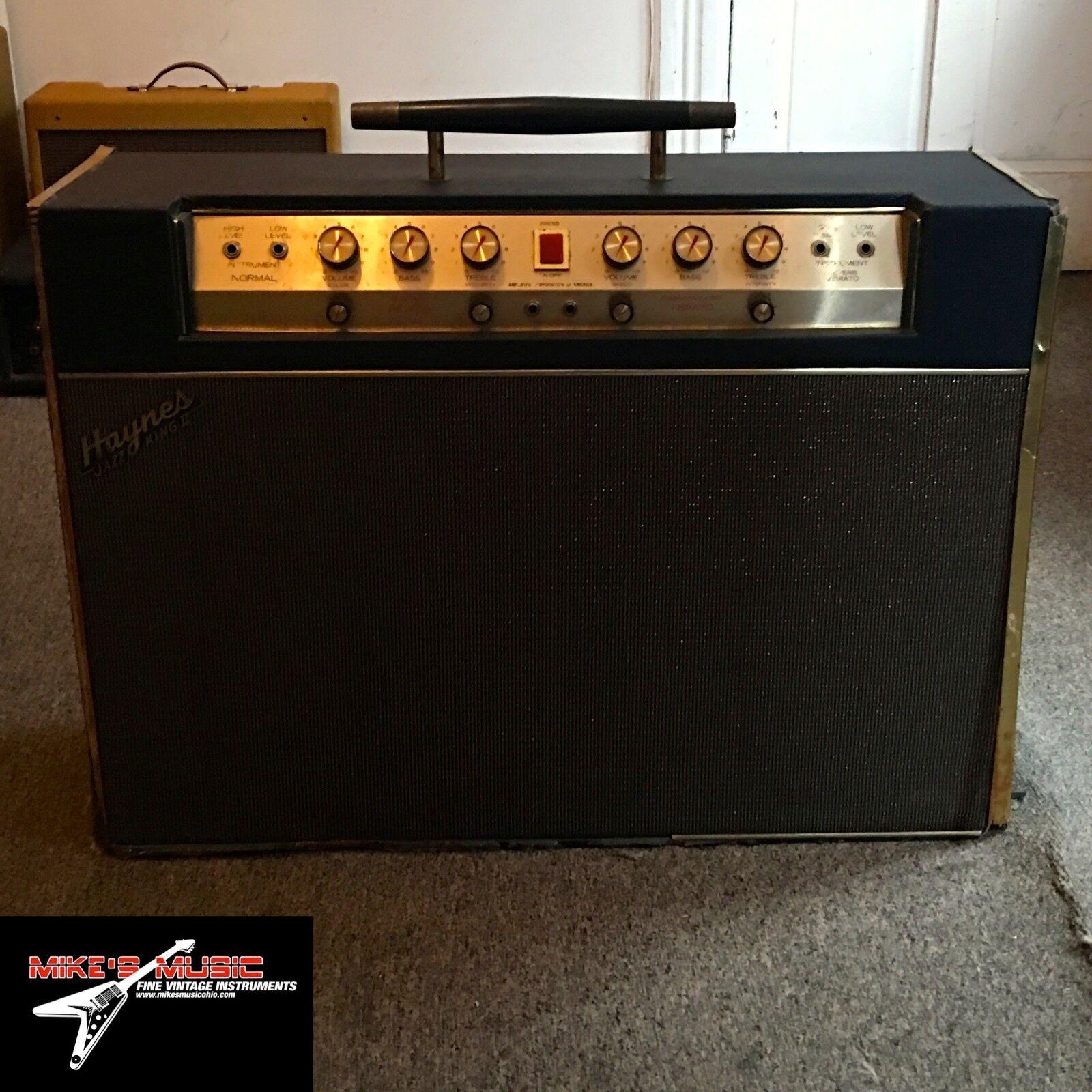 Haynes Jazz King II Guitar amplifier