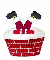 Santa Christmas Cupcake Decorating Kit From Wilton 1820 -