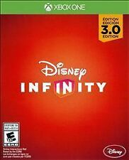 NEW Xbox One Disney Infinity 3.0 Star Wars Game Only No Figures or Base *SEALED*