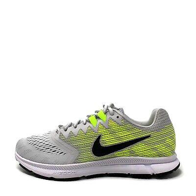 e646be55449 Nike Men s Zoom Span 2 Running Shoe Vast Grey Black Volt 908990-010 ...