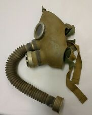 Small Russian GasMask  - Steampunk War Child Size Creepy Face Gas mask