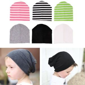1388ca345 Details about Infant Soft Crochet Newborn Baby Boy Girl Hat Cotton Beanie  Warm Cap Candy Color