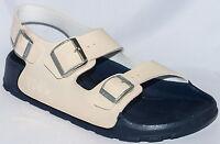 Birki Sandals By Birkenstock For Men Strap Birkis Aruba White