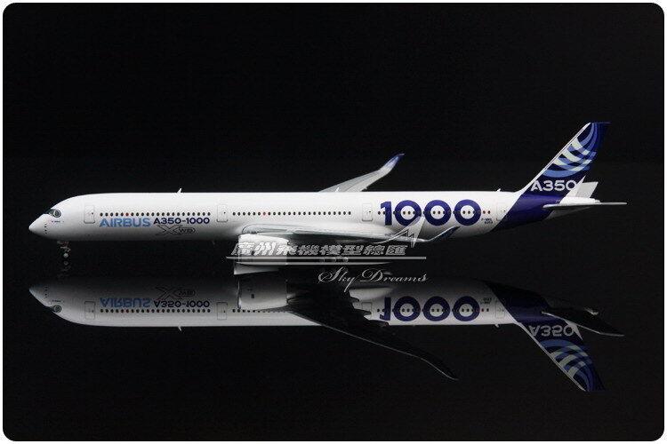 1 400 JC vingeS skala AIRbuss A350 -1000 XWB Passagerarplan plan tärningskast modelllllerlerl
