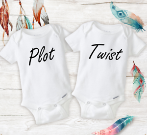 Twin Matching Outfits Baby Unisex Twins