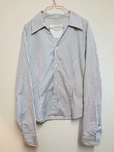 UNDERCOVER undercover striped shirt blouse m3074