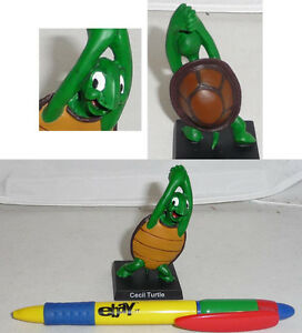 discount shop cheap preview of Details about RARE METAL Figure CECIL TURTLE Looney Tunes ITALIAN  Collection MINT NEW