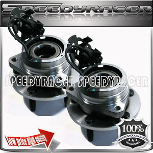 Saturn Aura Review >> 05-09 Pontiac GT G6 GTP 07-08 Saturn Aura XE XR Front wheel hub bearing 1 Pair | eBay