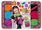 ALEX Toys Childrens Fuzzy Wuzzy Knitting Kit With Needles/ Yarn and Keepsake Tin