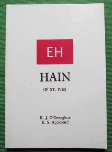 Maritime Book Hain of St Ives Shipping Company