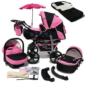 Image Is Loading NEW Baby Pram Child Stroller Pushchair Car Seat