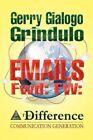 Emails FWD FW by Gerry Gialogo Grindulo 9781450013598 Hardback 2010