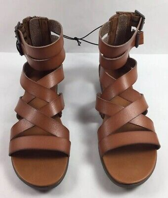 Universal Thread Women/'s Kerri Black Faux Leather Gladiator Sandals NWT
