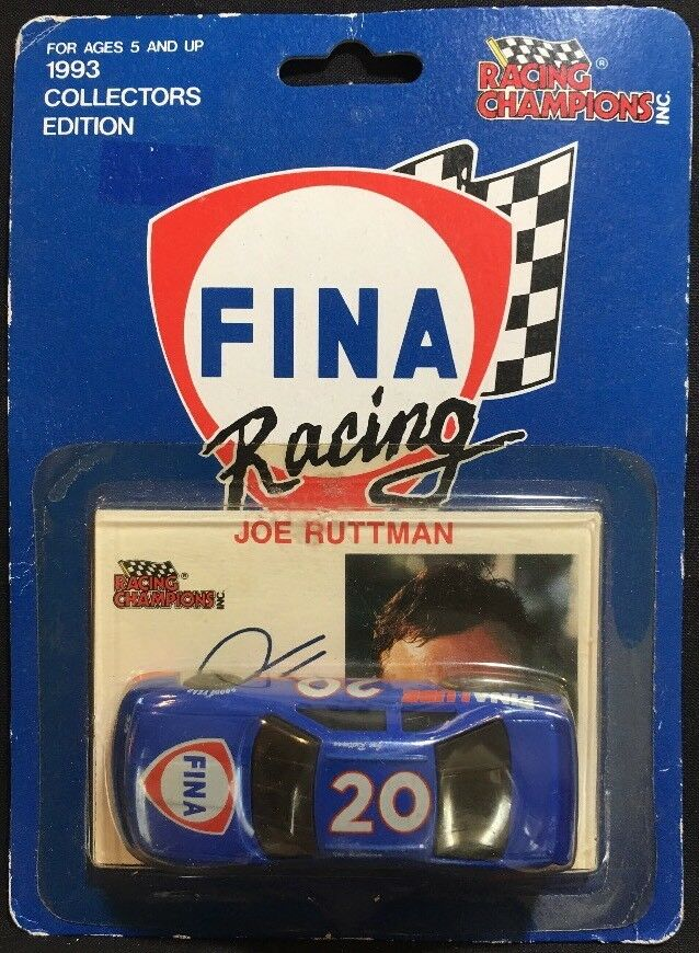 Racing Champions Nascar Joe Ruttman 1 64 Diecast Fina Racing New 1993