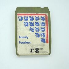 8 Track 8 - Spur Tonband Family Fearless inkl. DHL Paketversand