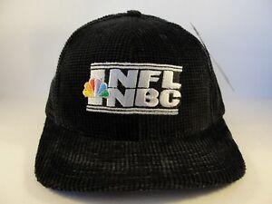 timeless design 90700 fdbcf Image is loading NFL-NBC-Vintage-Strapback-Cap-Hat-American-Needle-