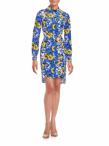 NWT- DVF Dahlisa Shirt dress (Size 6)