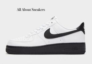 Nike-Air-Force-1-039-07-034-branca-e-preta-034-Tenis-estoque-limitado-TODOS-OS-TAMANHOS