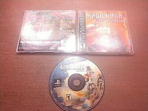 Sony-PlayStation-1-PS1-PSOne-CIB-Complete-Tested-Road-Rash-Jailbreak-Ships-Fast