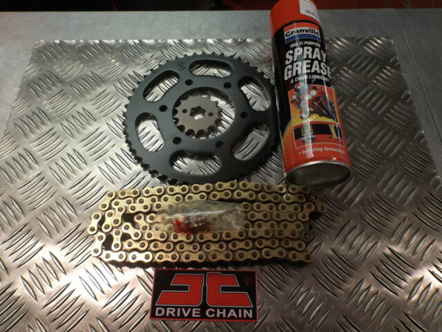 YAMAHA MT125 MT 125 ABS UPGRADE JT CHAIN AND SPROCKET S SET KIT ALL MODELS